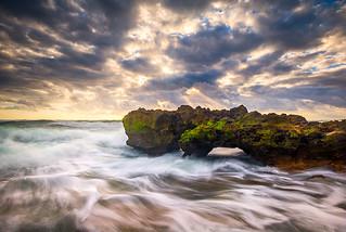 Coral Cove Jupiter Florida Seascape Beach Landscape Photography