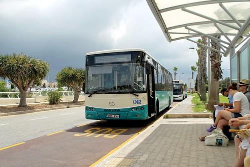 Malta Public Transport 154 Malta Airport 080815