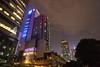 KLCC (Cthonus) Tags: night geotagged hotel shangrila malaysia kualalumpur kl klcc conferencecentre tradershotel