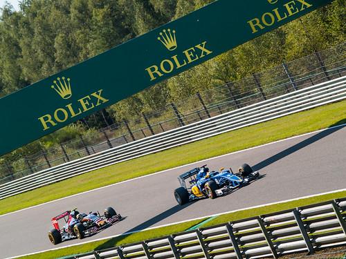 Belgian GP - Sauber & Scuderia Toro Rosso - Marcus Ericsson & Carlos Sainz