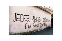 (danischrott) Tags: street art analog 35mm photography graffiti austria fuji superia wideangle 200 analogue pentacon graz praktica 2928