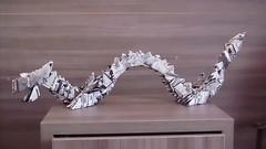 Origami Dragão (lucas_fao) Tags: dragon origami3d bigorigami