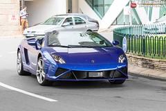 Lamborghini Gallardo LP560-4 II Spyder (effeNovanta - YOUTUBE) Tags: blue cars car canon eos spider video blu spyder montecarlo monaco lamborghini cabrio toro supercar gallardo supercars cabriolet lamborghinigallardo youtube topmarques lamborghinigallardolp5604 topmarquesmontecarlo canon1100d monacotopmarques