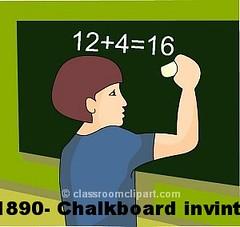 1890-chalkboard (lhartong) Tags: school chalk education board numbers math mathematics