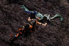 DSCF3139 (zycharlie) Tags: toys gate alice queens figure kaiyodo    revoltech bfigure
