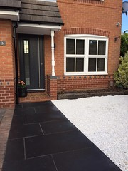Composite Doors In Nottingham (The Nottingham Window Company) Tags: door nottingham windows window glass composite handle grey hardware doors steel leicester company frame and satin obscured brescia derby premium sutton ashfield stainless slab glazed obscure the in conservatories anthracite solidor es1800