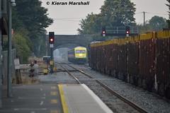 4003 passes Kildare, 14/10/15 (hurricanemk1c) Tags: irish train rail railway trains railways caf irishrail intercity kildare 2015 mark4 iarnród 4003 éireann iarnródéireann 1420corkheuston