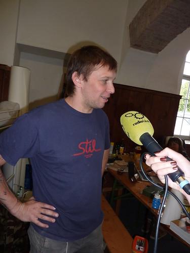 Radiofabrik @ Schmiede