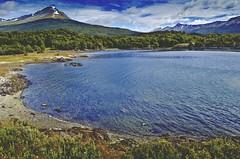 Ushuaia (Ph Cindy Abdala) Tags: patagonia paisajes ushuaia arboles paisaje lagos sur cielos frio montaas patagoniaargentina