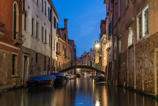 Ponte Priuli in Cannaregio -