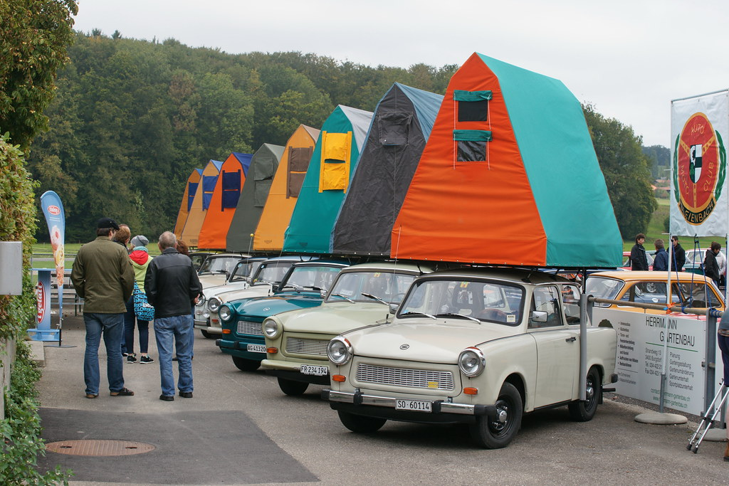 Zelt Auf Trabbi : The world s best photos of camping and trabant flickr