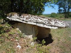Le dolmen du Cune  Marcilhac-sur-Cl - Lot - Septembre 2015 - 03 (Erwan Corre) Tags: lot dolmen causse quercy cune midipyrnes mgalithe lacune marcilhacsurcele saintchels