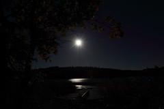 Moonlight_2015_09_26_0010 (FarmerJohnn) Tags: moon lake reflection water night canon suomi finland calm september silence midnight moonlight vesi kuu y laukaa jrvi keskinen syyskuu tyyni keskiy kuutamo valkola vedenpinta hiljaisuus septembermoon lakesurface canon7d heijatus anttospohja juhanianttonen ef1635l28iiusm