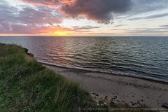 Baltic Sea Cliff Line No.2 (Patrick Pohlmann Outdoorfotografie) Tags: sunset sky cliff beach strand germany meer sonnenuntergang sony himmel sigma balticsea alpha 1020mm 1020 ostsee slt steilkste kste 58 a58