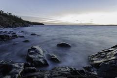 Porkkala sunset (Patrik Fagerstrm) Tags: longexposure sunset sea seascape nature finland peaceful calm archipelago porkala ndfilter kirkkonummi porkkala kyrksltt