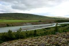 Launfit vi Hvt (oeiriks) Tags: trees river landscape iceland biskupstungur hvt oeiriks sonyalpha350 blskgabygg launfit