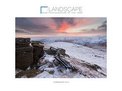 Landscape Photographer of the Year 2015. (Paul Newcombe) Tags: uk winter england mountain snow landscape nationalpark derbyshire peakdistrict competition peaks kinderscout 2015 canon1740f4l commended grindslowknoll takeaview landscapephotographeroftheyear lpoty paulnewcombephotography