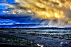 The Weather Front ... (Aspenbreeze) Tags: snow storm nature rain weather fog clouds rural outdoors colorado sleet stormfront weatherfront waldencolorado aspenbreeze moonandbackphotography bevzuerlein