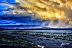 The Weather Front ... (Aspenbreeze) Tags: snow storm nature rain weather fog clouds rural outdoors colorado sleet stormfront weatherfront waldencolorado aspenbreeze moonandbackphotography bevzuerlein