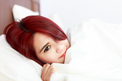 On The Bed (Bugphai ;-)) Tags: morning sleeping people woman white beautiful beauty face up smiling horizontal comfortable female person one bed women adult background young happiness down pillow human only bedtime sheet resting waking cheerful relaxation lying duvet bedding wellbeing