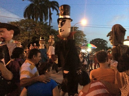 Scary Carnaval Puppet Things