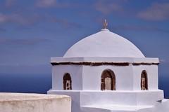 Santorini - Pyrgos - église 2 (luco*) Tags: church santorini greece église santorin grèce cyclades pyrgos kyklades hellada