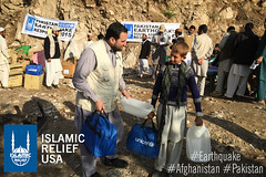 Hygiene packs distribution from UNICEF by IR Pakistan in Shangla