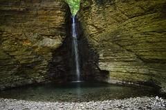 Cascata di Cusano - Majella - Abruzzo - Italy