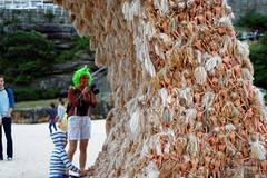 20151031-110-Sculpture by the Sea Bondi 2016 - Wave 2 by Annette Thas (Roger T Wong) Tags: people art bondi outdoors dolls sydney barbie wave australia installation nsw newsouthwales sculpturebythesea crowds scultpure tamarama 2015 barbiedolls sony2470 rogertwong sel2470z sonyfe2470mmf4zaosscarlzeissvariotessart sonya7ii sonyilce7m2 sonyalpha7ii