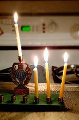 Happy #Chanuka, #Hanukkah, #Chanukah, and חנוכה# (KalinaSoftware) Tags: chanukah hanukkah menorah hanukkiah chanuka חנוכה