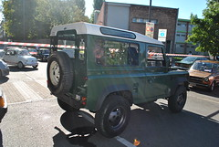 Land Rover Defender 90 (TAPS91) Tags: rover solo land 90 cuore defender 2 raduno carburatore