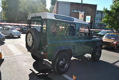 Land Rover Defender 90 (TAPS91) Tags: rover solo land 90 cuore defender 2° raduno carburatore