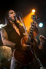 Fenisia Live @ Geronimo in Rome (Francesco Ferruzzi) Tags: metal concerto chitarrista fenisia