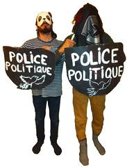 "Fraternité contre la police politique <a style=""margin-left:10px; font-size:0.8em;"" href=""http://www.flickr.com/photos/78655115@N05/30732979643/"" target=""_blank"">@flickr</a>"