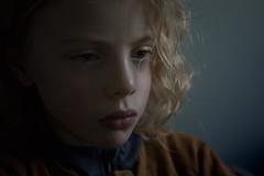 Unnar by the window (Dalla*) Tags: boy kid child window windowlight mild soft face portrait serious thinking thinker inside wwwdallais