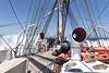 Christian Radich in headwind turning into gale, Tall Ship Race 2016 (Ingunn Eriksen) Tags: christianradich headwind gale tallshiprace2016 portugal tallship spray waves nikond750