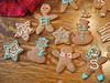 Sara's Finished (raddad! aka Randy Knauf) Tags: raddad6735212 raddad randyknauf raddad4114 randy knauf gingerbreadman gingerbread gingerbreadmen chirstmastradition hickory hickorynorthcarolina family