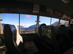 Bus Vehicle Interior Transportation Mode Of Transport Car Land Vehicle Dashboard Car Interior Sky Steering Wheel No People Day Mountain (m810729) Tags: bus vehicleinterior transportation modeoftransport car landvehicle dashboard carinterior sky steeringwheel nopeople day mountain