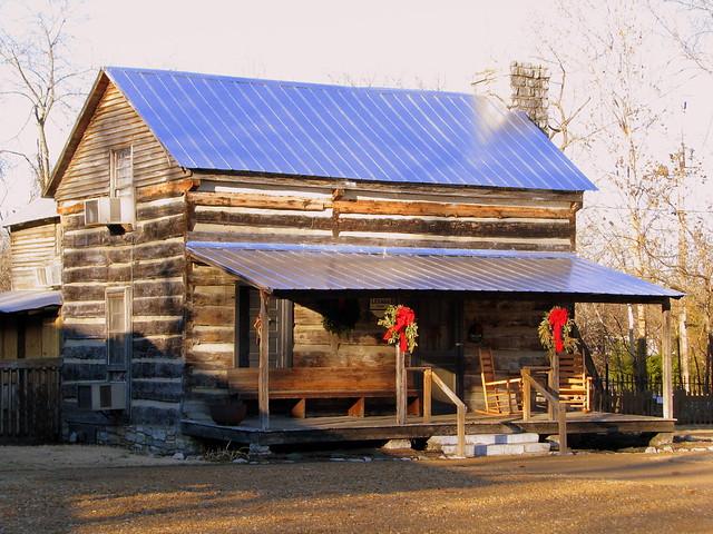 Leeman House - Cannonsburgh Village - Murfreesboro, TN