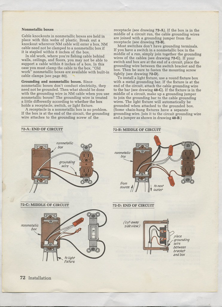 Sunset Basic Home Wiring Illustrated - Basic Guide Wiring Diagram •