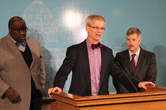 Sens. Marty, Hayden, Lourey react to Republicans' SF1