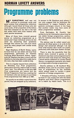 League Football - 1973/74 - Volume 20 - Page 20 (The Sky Strikers) Tags: league football fa association the 1973 1974 volume twenty 20 stoke norwich city
