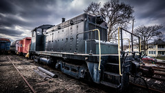 DSC02153 (jebster2000) Tags: train t vintage history museum railroad tracks hdr sonya7rii zeiss batis