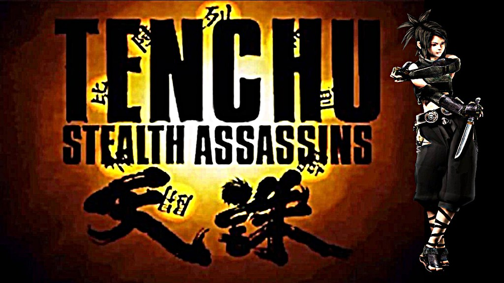 Tenchu Wallpaper: The World's Most Recently Posted Photos Of Rikimaru