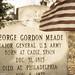 General Meade headstone