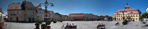 Rügenwalder Rathausplatz