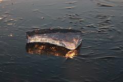 Untreusee Eis (magicdeu1) Tags: eiszeit eis untreusee frost dauerfrost see zugefroren sonnenaufgang spiegel spiegelung hof bayern wasser blume eiskristalle kristalle flugzeuge