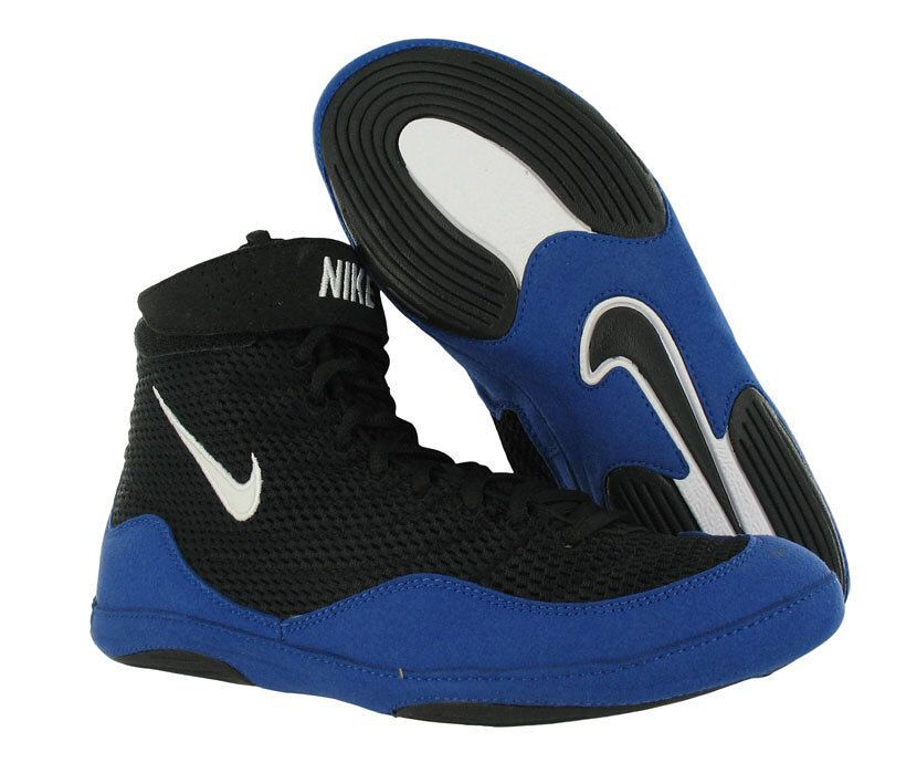 Nike Inflict  Wrestling Shoes University Blue