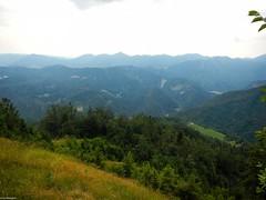 Idrija: serenità e immense distese verdi.