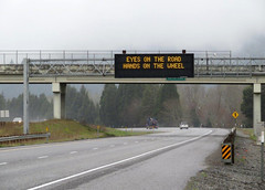 Eyes On The Road (OregonDOT) Tags: oregondot oregon safety odot i5 interstate5